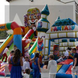 Hinchables para comuniones y celebrar ese gran día con la diversión de los niños